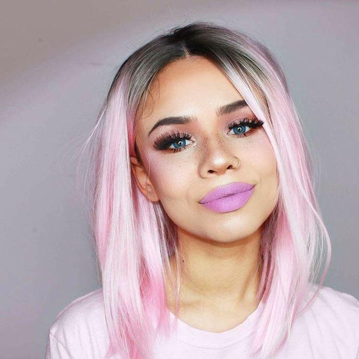 Best 25 Baby Pink Hair Ideas On Pinterest Pink Blonde