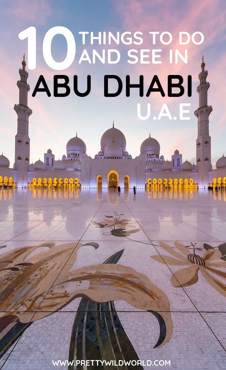 Top 11 Things To Do In Abu Dhabi U A E Desert Safari Dubai Cool Places To Visit Abu Dhabi