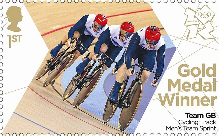 Track cycling great Sir Chris Hoy has announced his retirement. On Aug 7 2012, he won the mens keirin, his second gold of the Games and his sixth Olympic gold medal in total, making him Britains most successful Olympian. He was even put on a stamp.