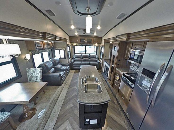 New 2017 Jayco North Point RV 377RLBH For Sale - LL0337 5th Wheel - 41