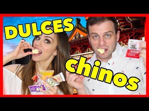 (946) EL RETO DE DULCES MAS ASQUEROSO! | PROBANDO DULCES CHINOS!!! - YouTube