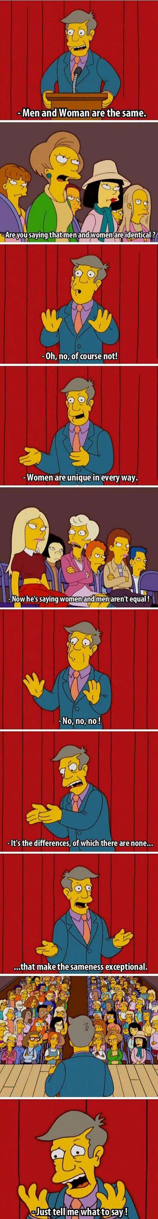 Skinner Can't Win | 8 Bit Nerds
