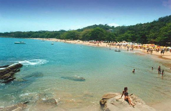 Praia do Curral - Ilha Bela