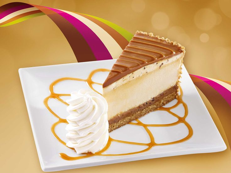 The Cheesecake Factory | Reese's® Peanut Butter Chocolate Cake Cheesecake