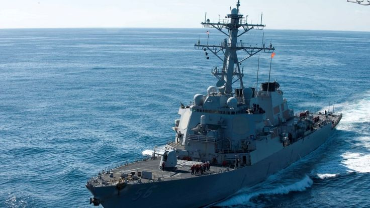 """After the USS Fitzgerald collided with a giant container ship in mid-June, killing seven sailors, Adm. William F. Moran, vice chief of naval operations, said that the Navy crew's lack of preparedness was partly to blame.  """"Clearly at some point, the bridge team lost situational awareness,"""" Moran said."""