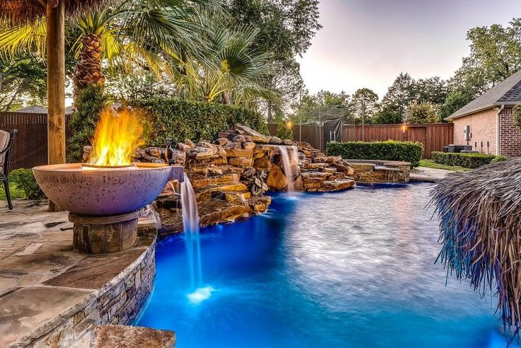 tropical pool landscaping pool transitional with tropical pool landscape