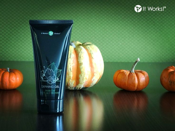 No pumpkin skin here! Soften, smooth, and deeply hydrate with Defining Gel!