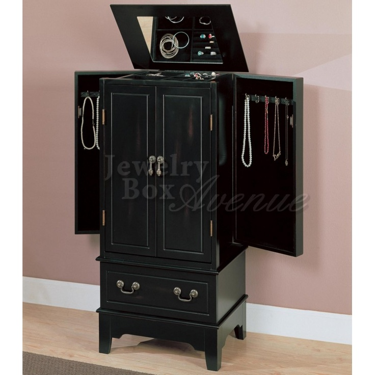 honey chelsea dining dp taupe kitchen com jewelry mist hives armoire amazon wardrobe and