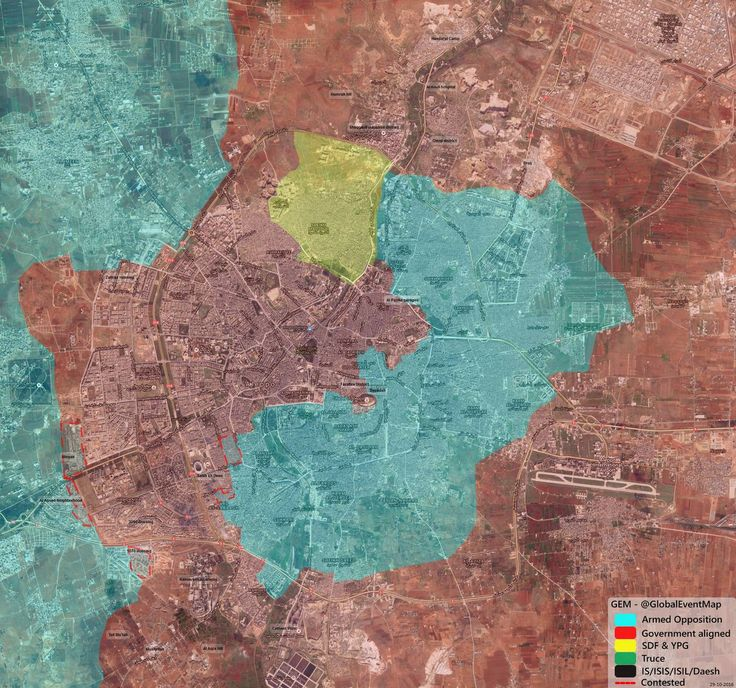 @todayinsyria : #SAA and allies started an offensive in the Sheikh Lufti front (South-east #Aleppo) near the airport