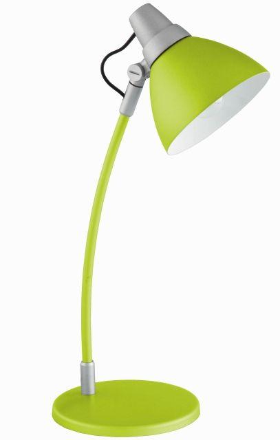 JENNY - pracovná lampa zelená