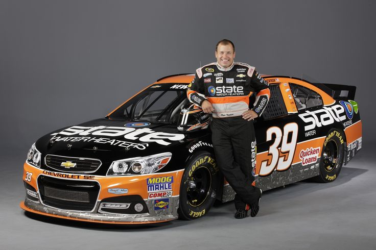 """RACE ADVANCE: Ryan Newman 