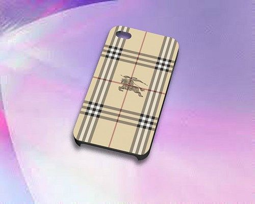 """Burberry  A Print on Hard Plastic For iPhone 5 Case, Black Case  This case is available for: iPhone 4/4S iPhone 5/5S iPhone 6 4.7"""" screen Samsung Galaxy S4 Samsung Galaxy S5 iPod 4 iPod 5  Please give"""
