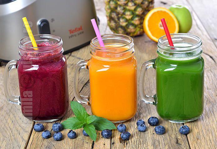 Sucuri de fructe si legume – reteta video via @JamilaCuisine