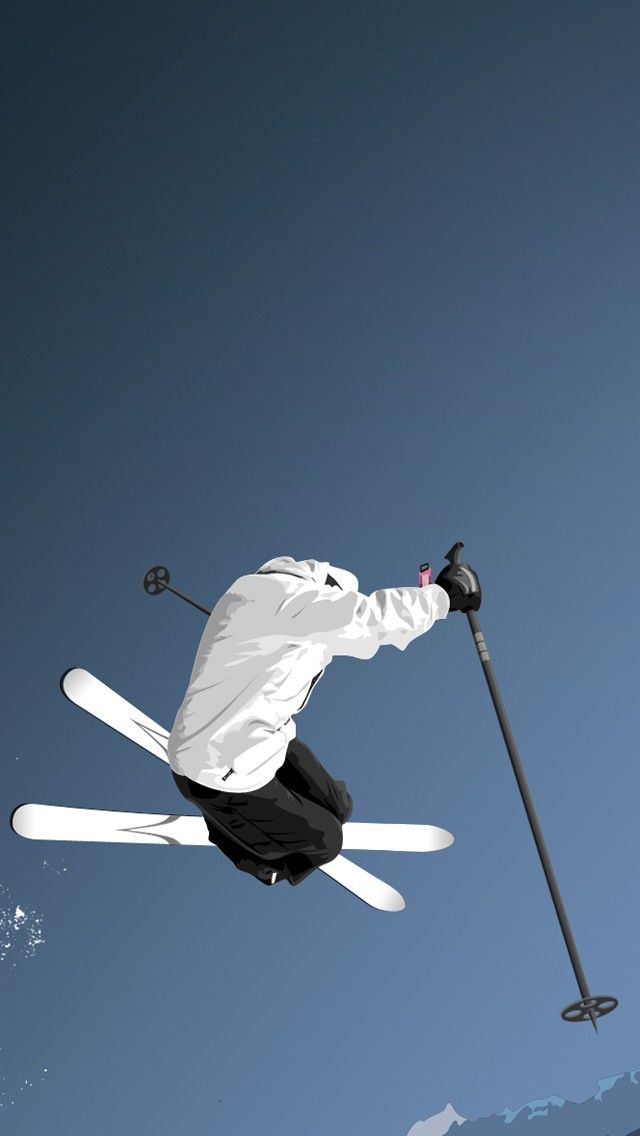 Olympic Games Freestyle Ski 2018 Ios 11 Iphone X Wallpaper Background Hd Check More At Https Phonew Iphone Wallpaper Ocean Iphone Background Wallpaper Skiing