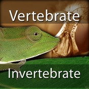 Vertebrate Invertebrate.  Inside this Encyclopedia: You can copy full text and full HD pictures, to paste and send by eMail or to paste to any document inside your device to share or study later.