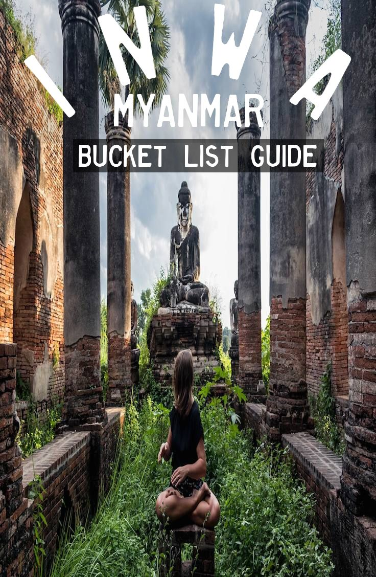 Complete guide to the Ancient City gf Inwa