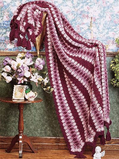 82 best Afghan Patterns images on Pinterest | Crocheting patterns ...