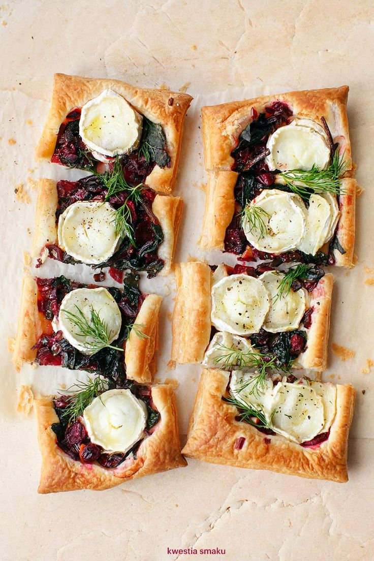 Obsessed with Goats cheese at the moment!! xXx beetroot and goat's cheese puff pastry tart