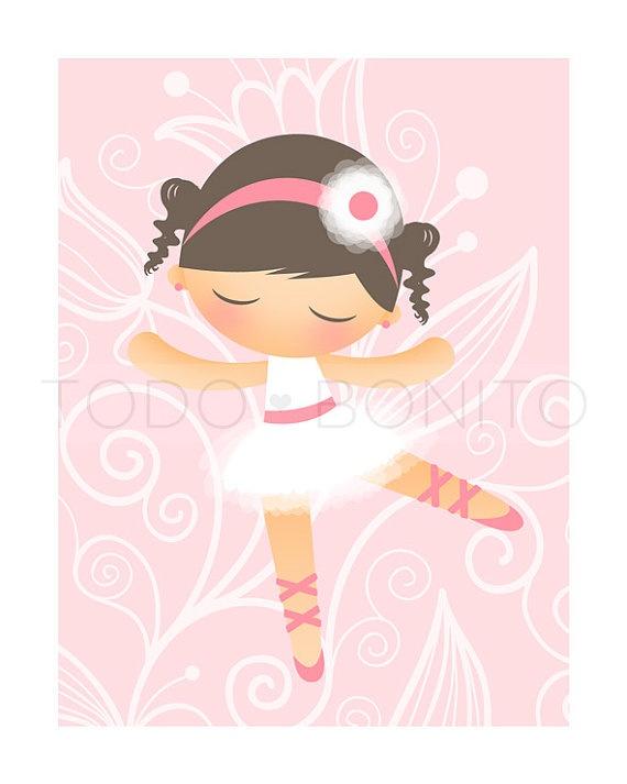 Pink Ballerinas