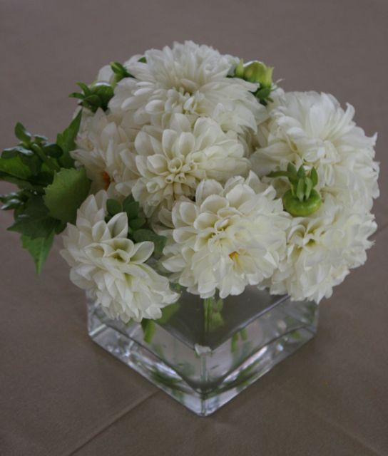 dahlia wedding centerpieces dahlia centerpiece wedding