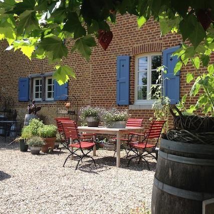 Erg leuke en romantische Bed en Breakfast in Voeren, net over de grens bij Zuid-Limburg