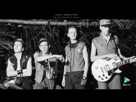 "▶ The Clash - Audio Ammunition Documentary - Part 5 ""Combat Rock"""