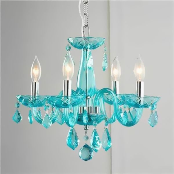 brilliance lighting and chandeliers glamorous 4 light full lead turquoise blue crystal chandelier 4 light chrome grey finish crystal chandelier brass - Turquoise Chandelier Light