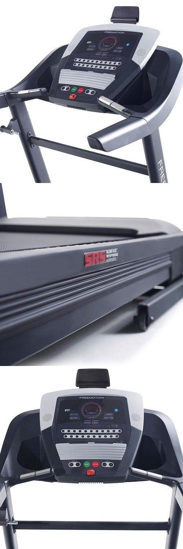 FreeMotion 530 Interactive Treadmill