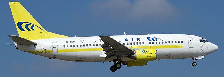 Mistral Air Boeing 737-300QC
