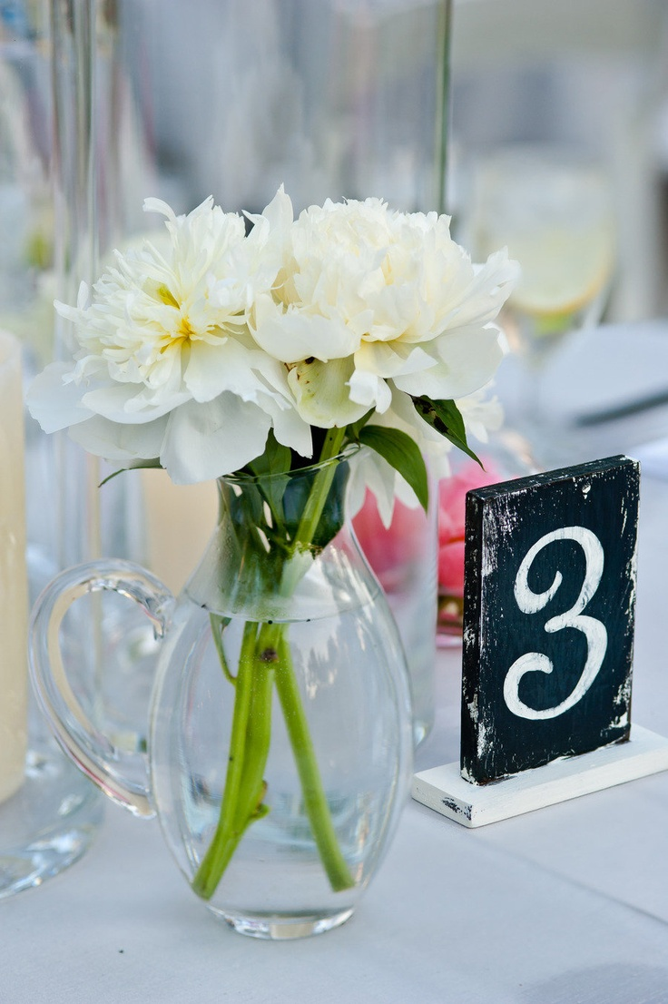 86 best Wedding Table Number Ideas images on Pinterest Wedding