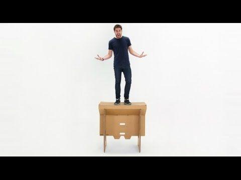 Cabina portable - Refold's Portable Cardboard