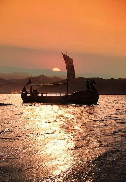 手机壳定制air max infrared vintage Phoenician ship in Aqaba