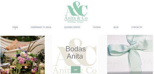 Anita&Co estrena nueva web