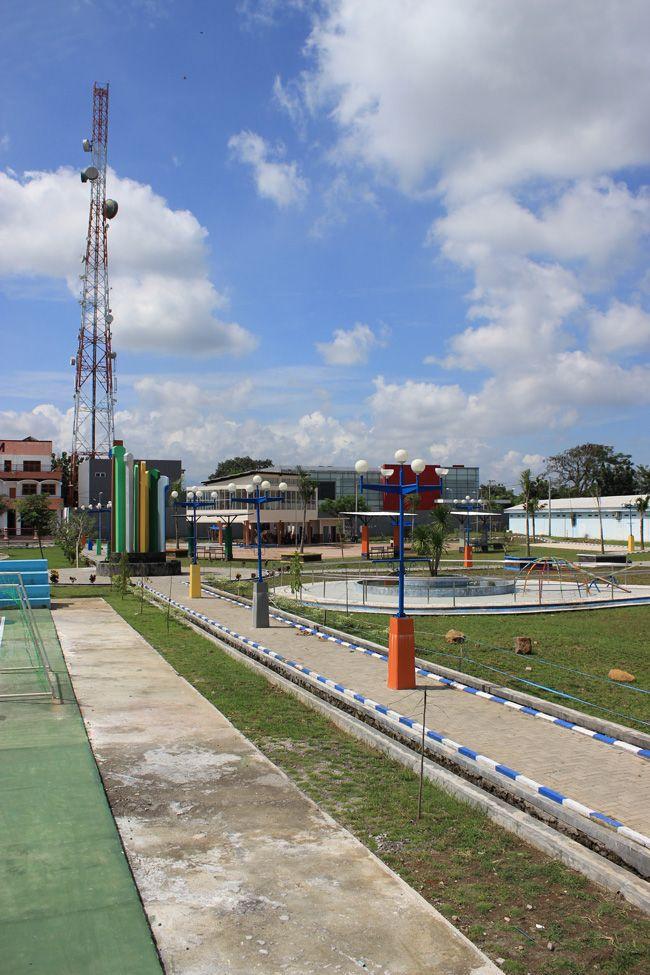 Taman Demangan, Madiun - jawa timur