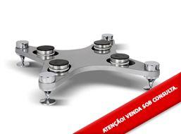 Aironflex - Suporte para TV LCD LED, Racks e Pedestais