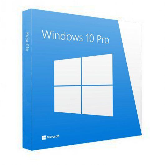 Microsoft Windows 10 Pro 64bits Oem Windows 10 Windows Microsoft