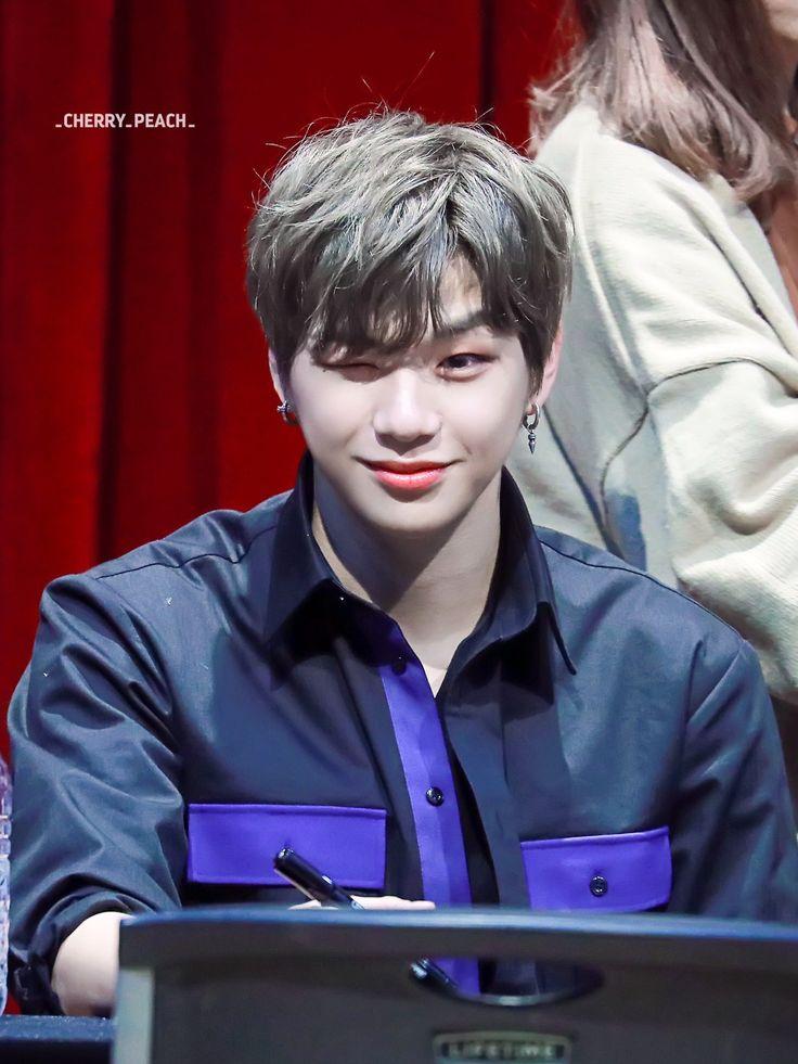 Kang Daniel Wanna One Kpop