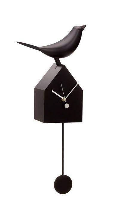 Modern Cuckoo Clock #clock