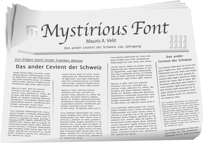 Which Font Is It?? Two Easy Ways To Check It
