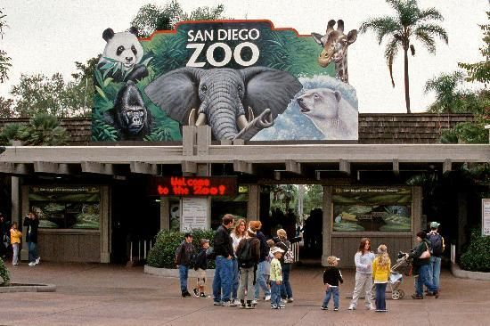 TOP 25 ZOOS - WORLD