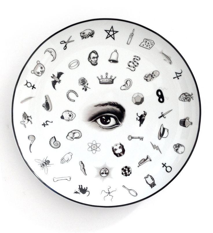 Mark Ryden - Surrealist Plate