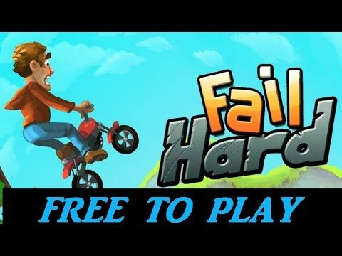 Fail Hard! Game for Android & iPhone