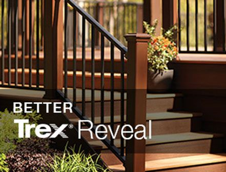 Estimate the cost of your new deck and Trex Reveal railing using Trex's deck cost calculator.