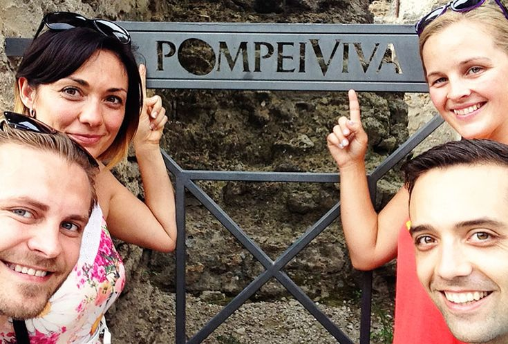 Visit Pompeii - The Ancient City that Vanished for over 1500 Years