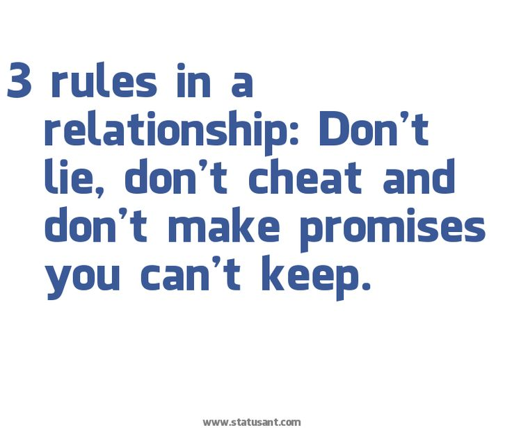3 rules to managing up relationship