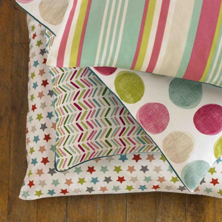 Fryett's Fabrics Helix collection  Children's fabric