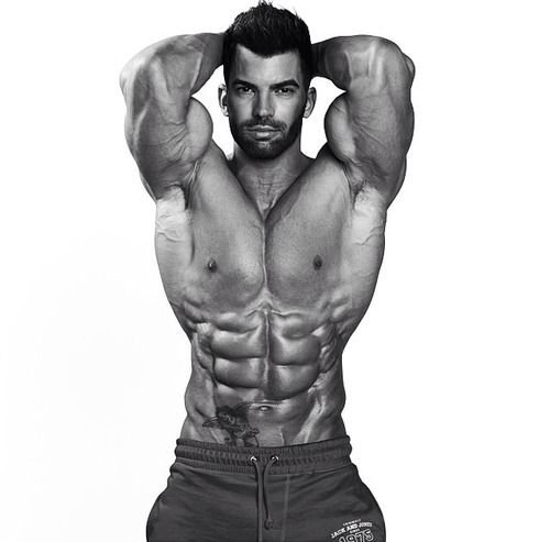 Sergi Constance | :G | Pinterest | Muscles, Health articles and Aesthetics bodybuilding