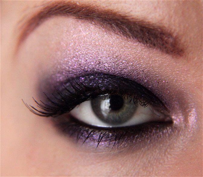 Dark & sparkly MAC look – by Jangsara - Makeup Geek