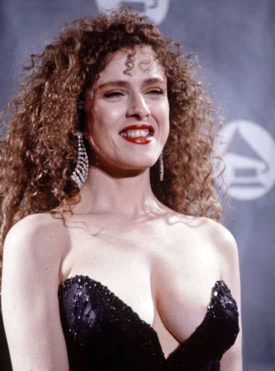 How rich is Bernadette Peters