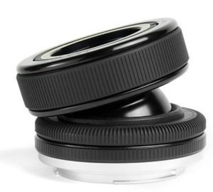For photographer: Lensbaby Composer Pro with Double Glass Optic for Canon